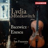 BACEWICZ, G.: Violin Sonatas Nos. 1 and 3 / ENESCU, G.: Violin Sonata No. 2 (Mordkovitch, Fountain) by Ian Fountain