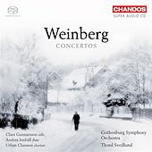 WEINBERG, M.: Clarinet Concerto / Flute Concerto No. 2 / Flute Concerto / Fantasia by Various Artists