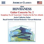 HOVHANESS: Guitar Concerto No. 2 / Symphony No. 63 / Fanfare for the New Atlantis by Various Artists