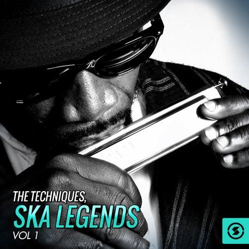 Ska Legends, Vol. 1 by The Techniques