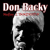 Canzone / Sabbia / L'immensita' by Don Backy