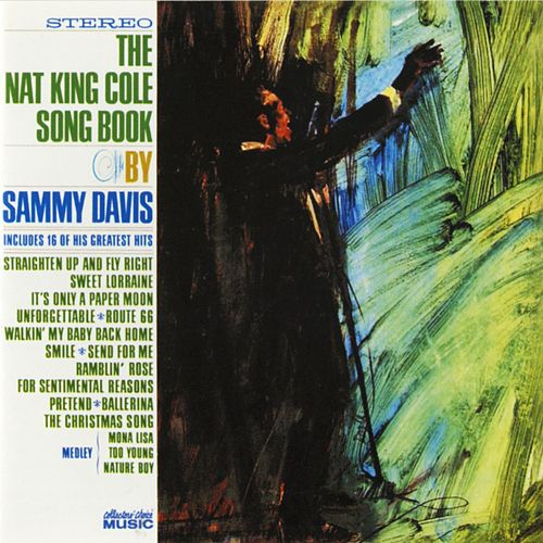 Nat Cole Song Book by Sammy Davis, Jr.