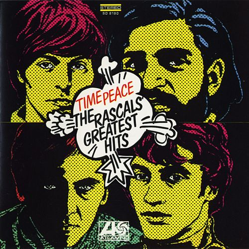 Time Peace: The Rascals' Greatest Hits by The Rascals