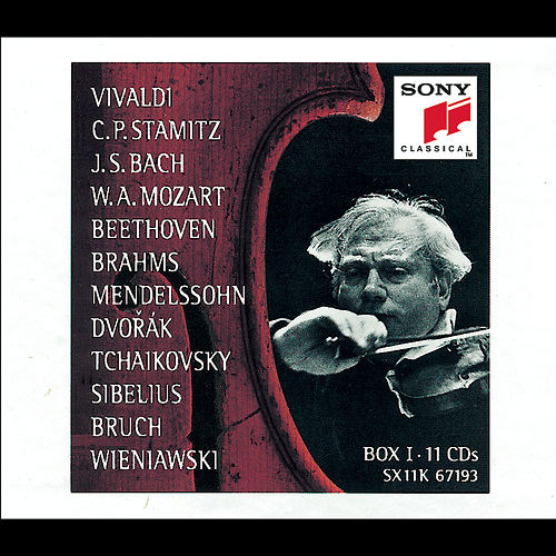 Isaac Stern - A Life in Music: Box Set I by Various Artists