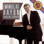 Haydn: Sonatas Nos. 33, 38, 58, 60 by Emanuel Ax