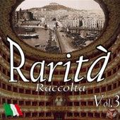 Rarità raccolta, Vol. 3 by Various Artists