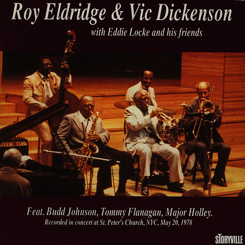 Recorded in Concert at St. Peter's Church by Roy Eldridge