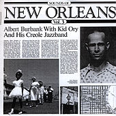 Sounds Of New Orleans Vol. 3 by Albert Burbank