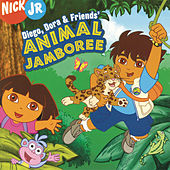Diego, Dora & Friends' Animal Jamboree by Dora the Explorer
