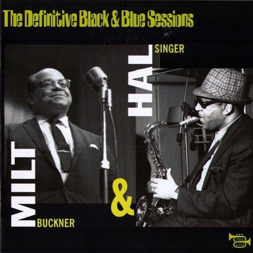 Milt & Hal (Paris, 1968) by Hal Singer