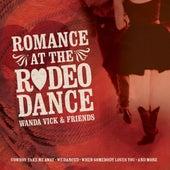 Romance At The Rodeo Dance by Wanda Vick