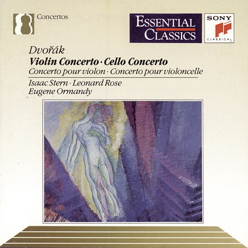 Dvorák: Cello Concerto; Violin Concerto by Various Artists