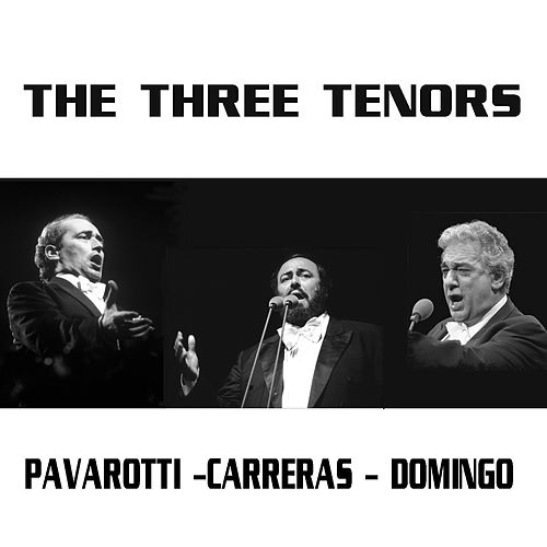 3 Tenors Individually by Various Artists