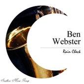 Rain Check von Ben Webster