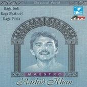 Classical Vocal, Vol. 3 by Rashid Khan