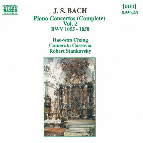 Complete Piano Concertos Vol. 2 by Johann Sebastian Bach