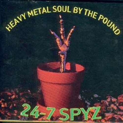 Heavy Metal Soul By the Pound by 24-7 Spyz