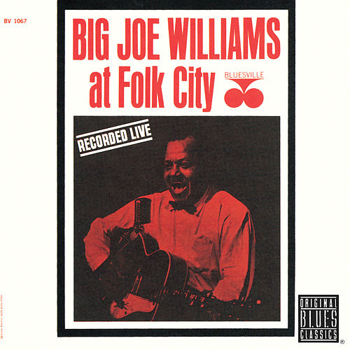 At Folk City by Big Joe Williams