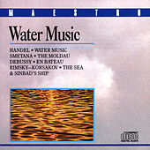Water Music: Handel, Debussy and More! by Various Artists