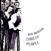 Chatty People von Ben Webster
