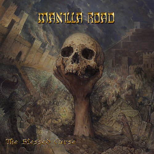 The Blessed Curse / After The Muse by Manilla Road
