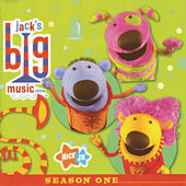 Jack's Big Music Show Season One by Various Artists