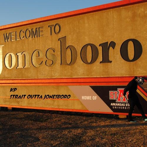 Strait Outta Jonesboro by KP