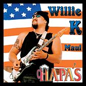 Willie K - Live at Hapa's by Willie K