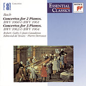 Essential Classics IX Bach: Concertos for 2 & 3 Pianos by Various Artists