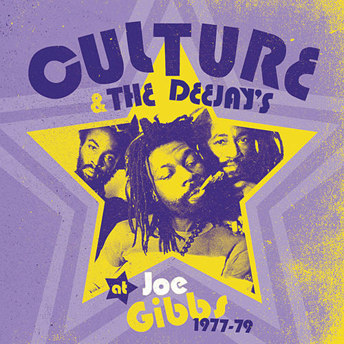 Culture & The Deejay's at Joe Gibbs (1977-79) by Culture