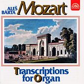 Mozart : Organ Transcriptions / A.Bárta by Aleš Bárta
