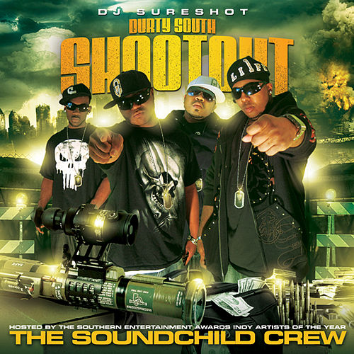 Durty South Shootout by Various Artists