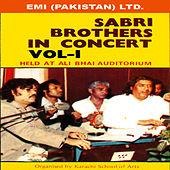 Sabri Brothers In Concert - Vol-1 by Sabri Brothers