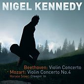 Beethoven & Mozart: Violin Concertos by Various Artists