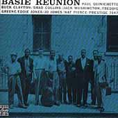 Basie Reunion by Paul Quinichette