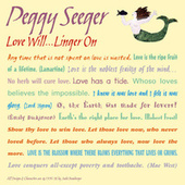 Love Will Linger On by Peggy Seeger