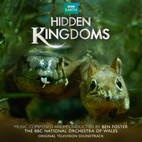 Hidden Kingdoms (Original Television Soundtrack) by Ben Foster