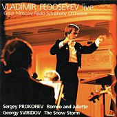 Great Moscow Radio Symphony Orchestra by Vladimir Horowitz
