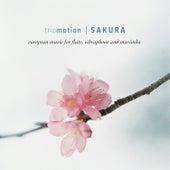 Pawassar, Boulanger, Debussy, Bartók & Beckmann: Sakura by trioMotion
