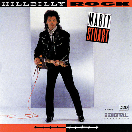 Hillbilly Rock by Marty Stuart