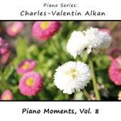 Charles-Valentin Alkan: Piano Moments, Vol. 8 by James Wright Webber
