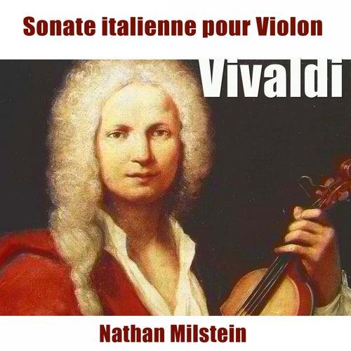 Sonate italienne pour violon (La Majeur) von Nathan Milstein