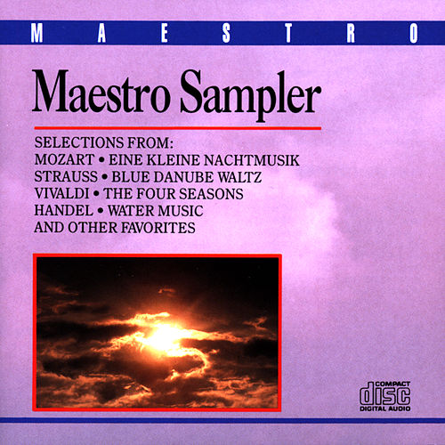Maestro Sampler by Various Artists