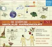 Haydn: Die Schöpfung by Nikolaus Harnoncourt