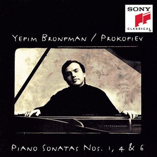 Prokofiev: Piano Sonatas Nos. 1, 4, 6 by Yefim Bronfman