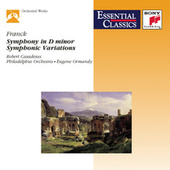 Franck: Symphony in D minor and other works by Various Artists