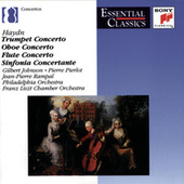 Essential Classics: Trumpet, Oboe and Flute Concertos by Various Artists