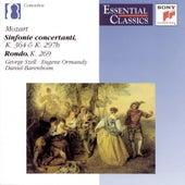 ESSENTIAL CLASSICS IX: Sinfonia Concertantes, KV. 364 & KV. 297 by Various Artists