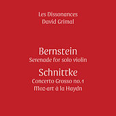 Bernstein & Schnittke by Various Artists