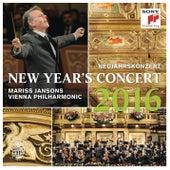 New Year's Concert 2016 / Neujahrskonzert 2016 by Wiener Philharmoniker